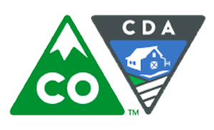 Colorado Department of Agriculture Logo